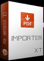 Creationauts - PDF Importer XTension
